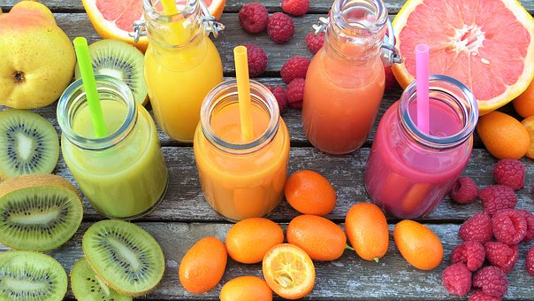 Easy Healthy Recipes: 4 Different Smoothies