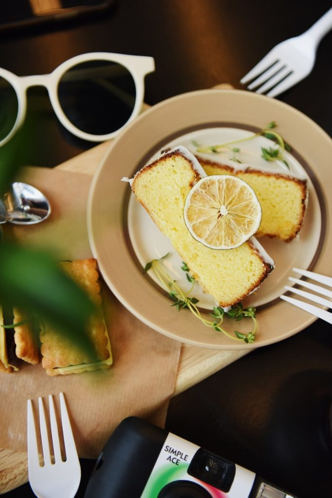 Don't Make Your Lemon Pound Cake Like Everyone Else